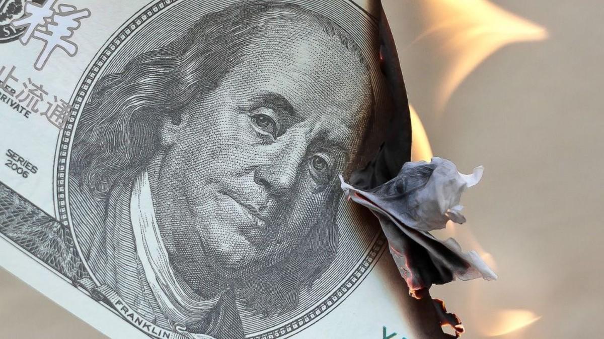 Criptomonedas: Pieza clave en motín contra la hegemonía del dólar