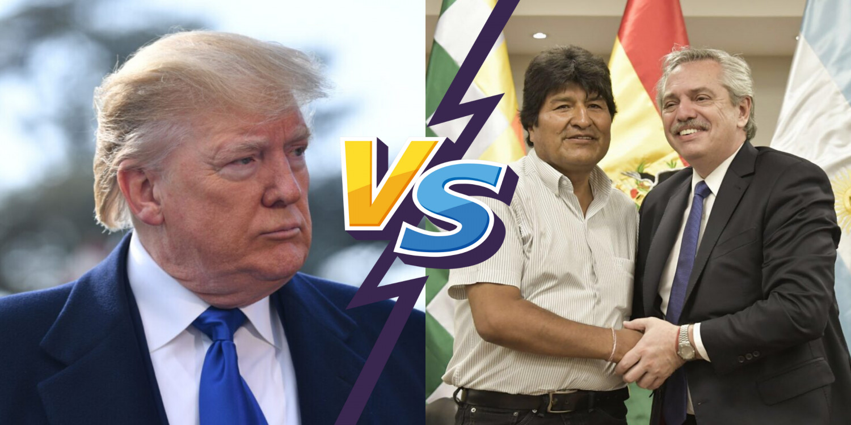 Trump «met en garde» à l'Argentine: protéger Evo peut coûter cher au FMI