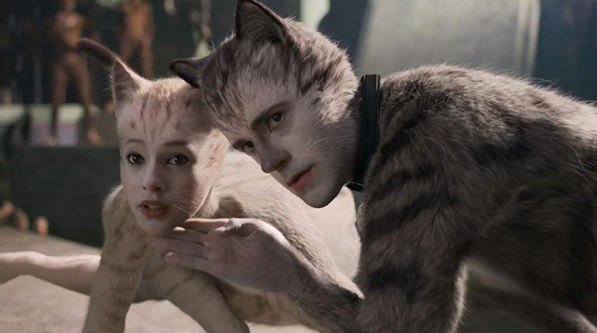 La razón por la que Cats tiene dos versiones en el cine