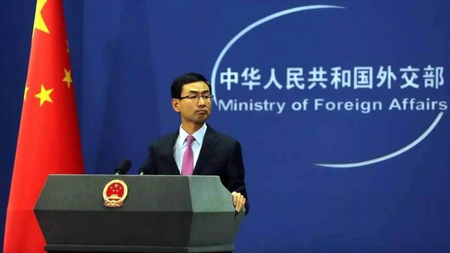 China exige a Washington que corrija su «ofensa» y revierta medida de expulsión de funcionarios