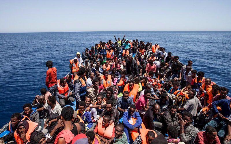 Más de 120.000 migrantes han llegado a Europa en 2019