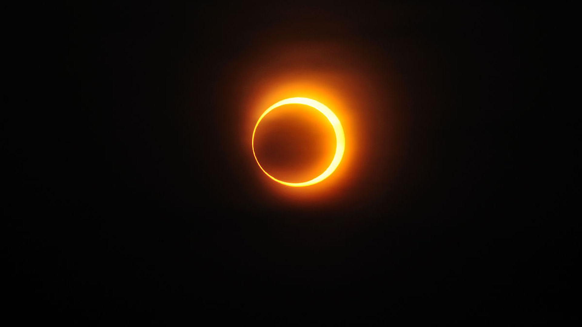 ¿En cuáles países se podrá apreciar el último eclipse anular del año?