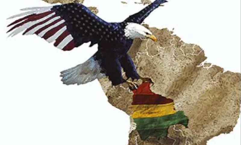 ¡Regresa la Usaid a Bolivia! Áñez quiere entregar el país a Estados Unidos