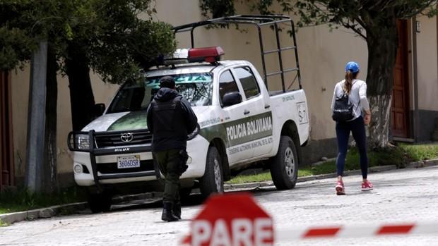 """España cree que incidente en Embajada de México en Bolivia pudo ser una """"trampa"""""""