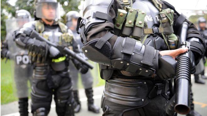 Procuraduría General de Colombia abrió investigación contra el Esmad por detenciones irregulares