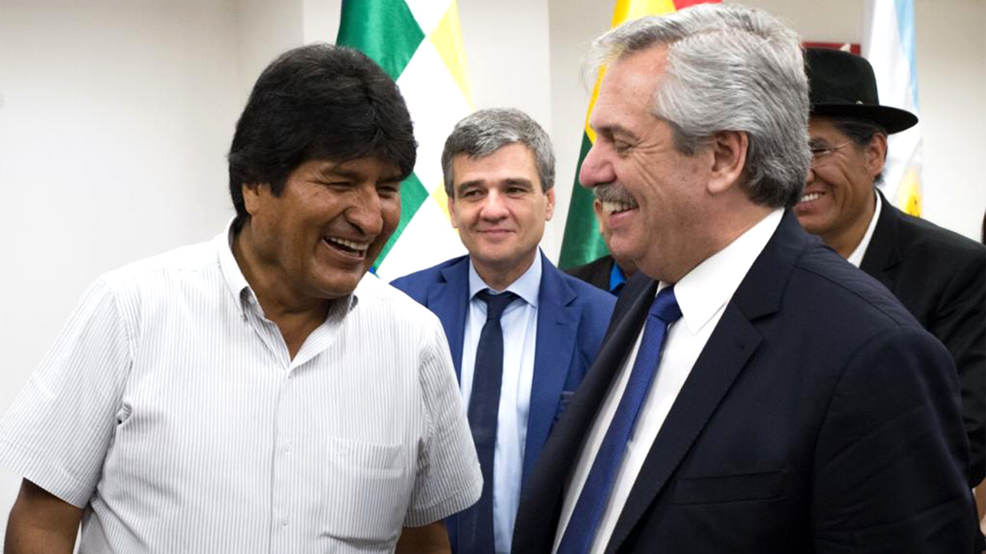 Argentina refuerza la custodia  de Evo Morales ante orden de aprehensión