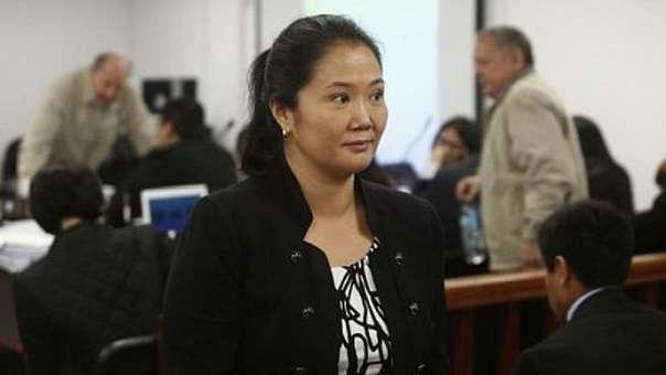 Fiscalía de Perú pide nulidad de la sentencia que dejó en libertad a Keiko Fujimori