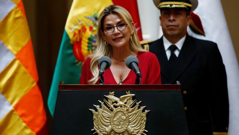 Evo Morales: «El regalo de fin de año del gobierno de facto es ingresar al Grupo de Lima»