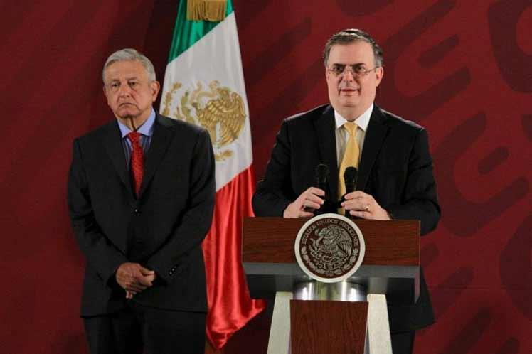 Evo Morales y canciller de México responden a los ataques de Tuto Quiroga