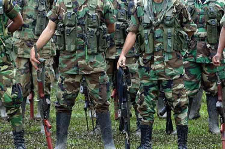 Venezuela denuncia que Colombia continúa apoyando a mercenarios para generar violencia