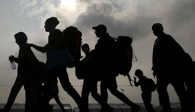 Sube 23 % el número de migrantes detenidos por las autoridades mexicanas
