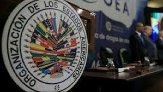 """Bolivia: Camacho se reunió con el secretario general de la OEA para agradecer su """"objetividad"""""""