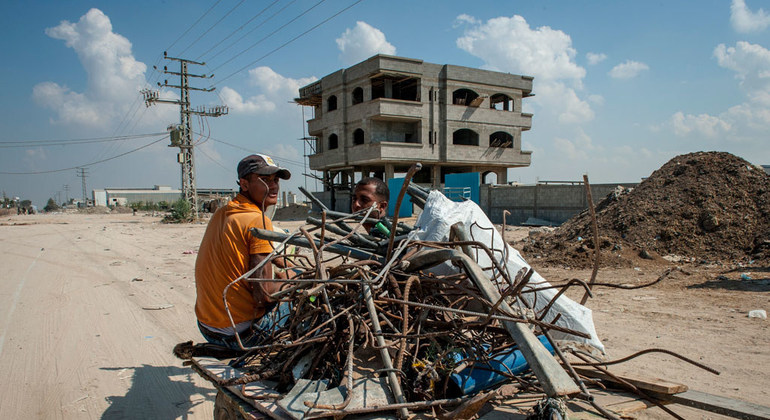 Datos de la ONU revelan que Palestina ha perdido casi $ 48 mil millones por ocupación israelí