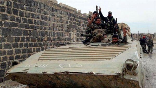 Ejército sirio recupera control de varios poblados en provincia de Idlib