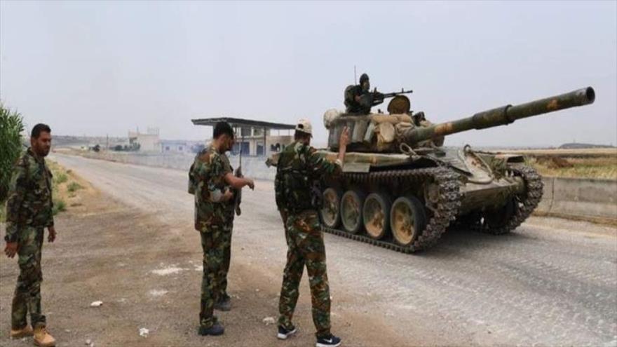Tropas sirias refuerzan lucha contra terroristas en la provincia de Idlib