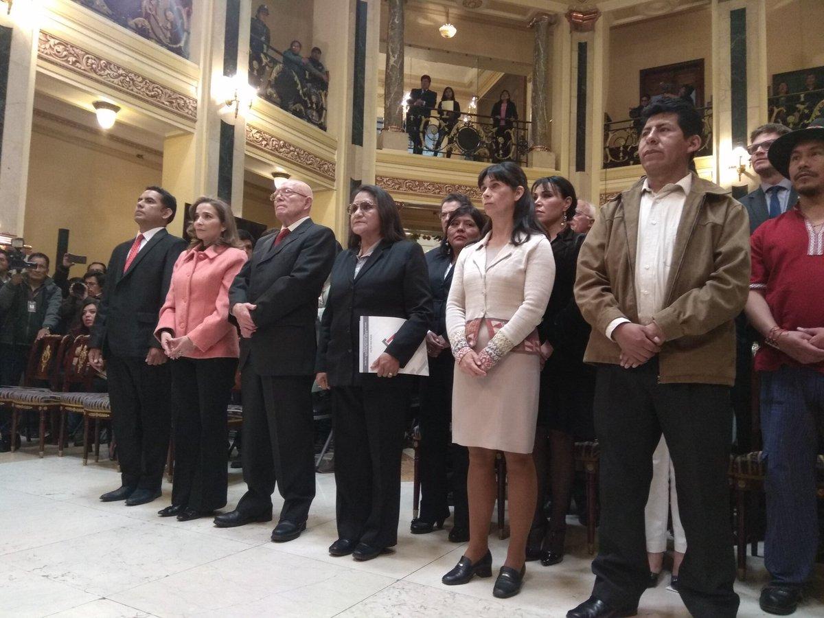 """Nuevo Tribunal Supremo Electoral de Bolivia promete """"elecciones confiables"""""""