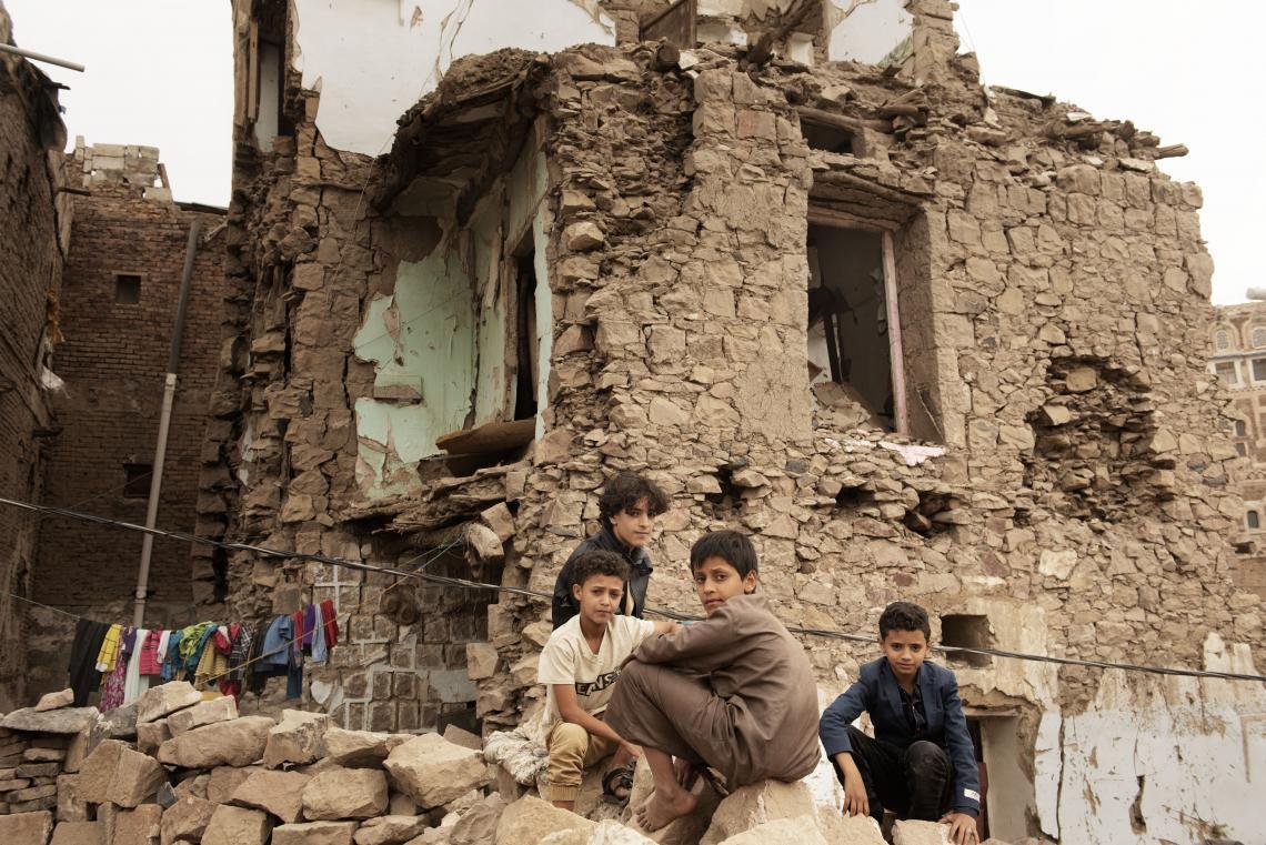 «Una década mortal»: Unicef registró más de 170 mil graves violaciones de los derechos de los niños
