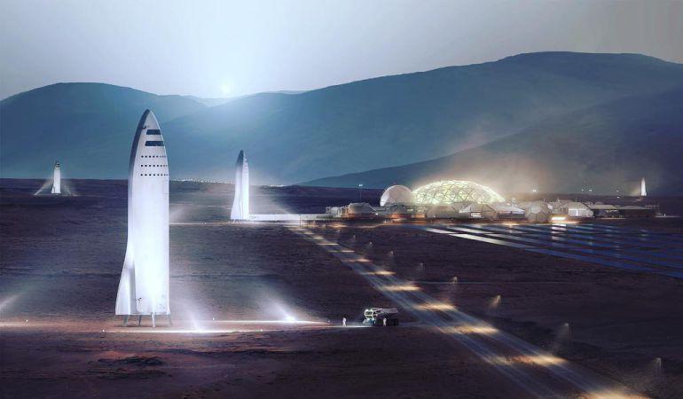 Científicos planean un viaje de mil años a otro planeta