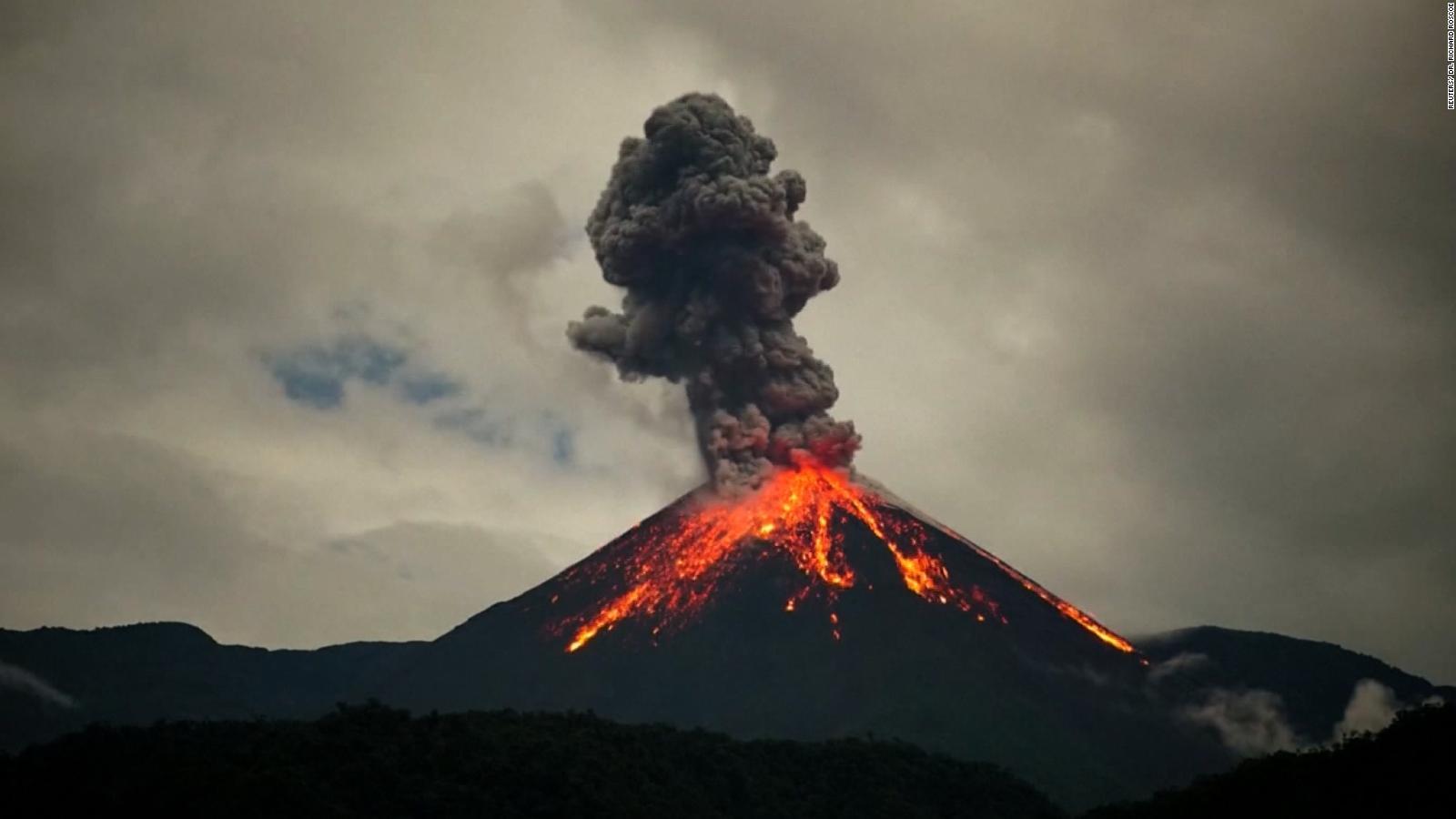 Más de una decena de volcanes activos podrían entrar en erupción