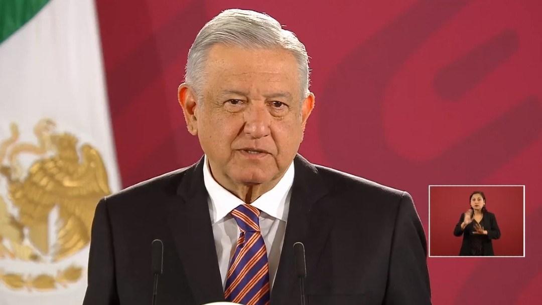 """Presidente mexicano López Obrador dice """"no a la guerra, sí a la paz"""" entre EE. UU. e Irán"""