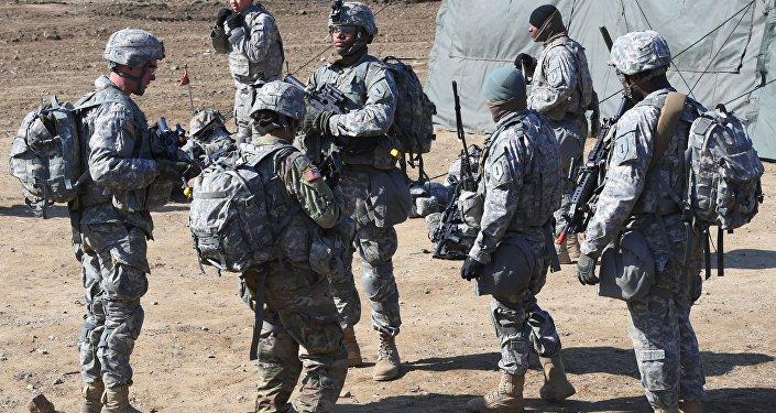 """¿Un """"error""""? Jefe del Pentágono descarta salida de las tropas de EE. UU. de Irak"""