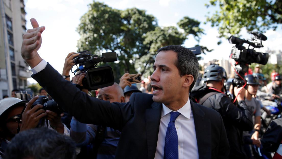 Aumenta la tensión en la Asamblea Nacional de Venezuela: Guaidó ingresa para intentar presidir la sesión