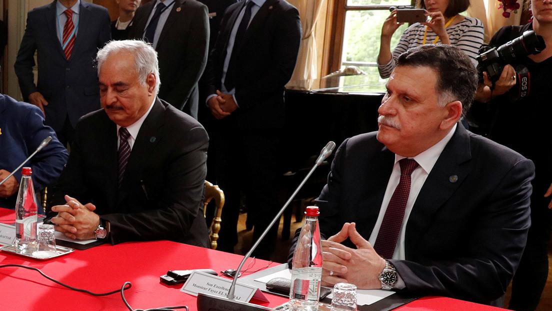 Partes del conflicto libio se reúnen en Moscú para mantener diálogo