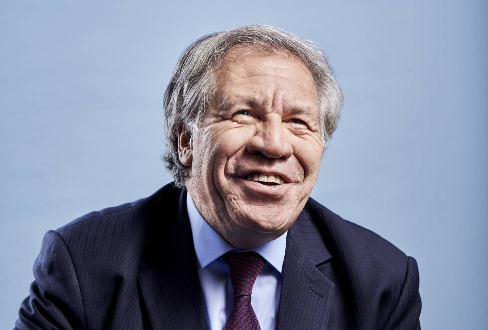 Gobierno de facto de Bolivia apoya la reelección de Luis Almagro como secretario general de la OEA