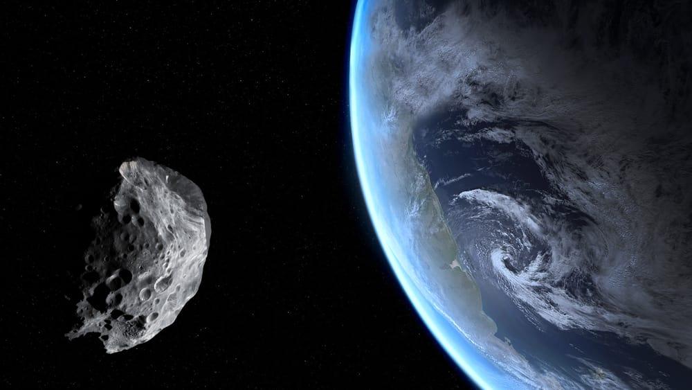 14  asteroides pasarán cerca de la Tierra esta semana