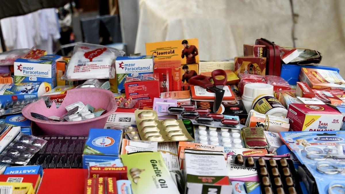 En África mueren anualmente 100.000 personas por tomar medicamentos falsificados