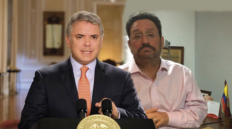 Embajador de Colombia en EE. UU. renunció tras filtración de un polémico audio