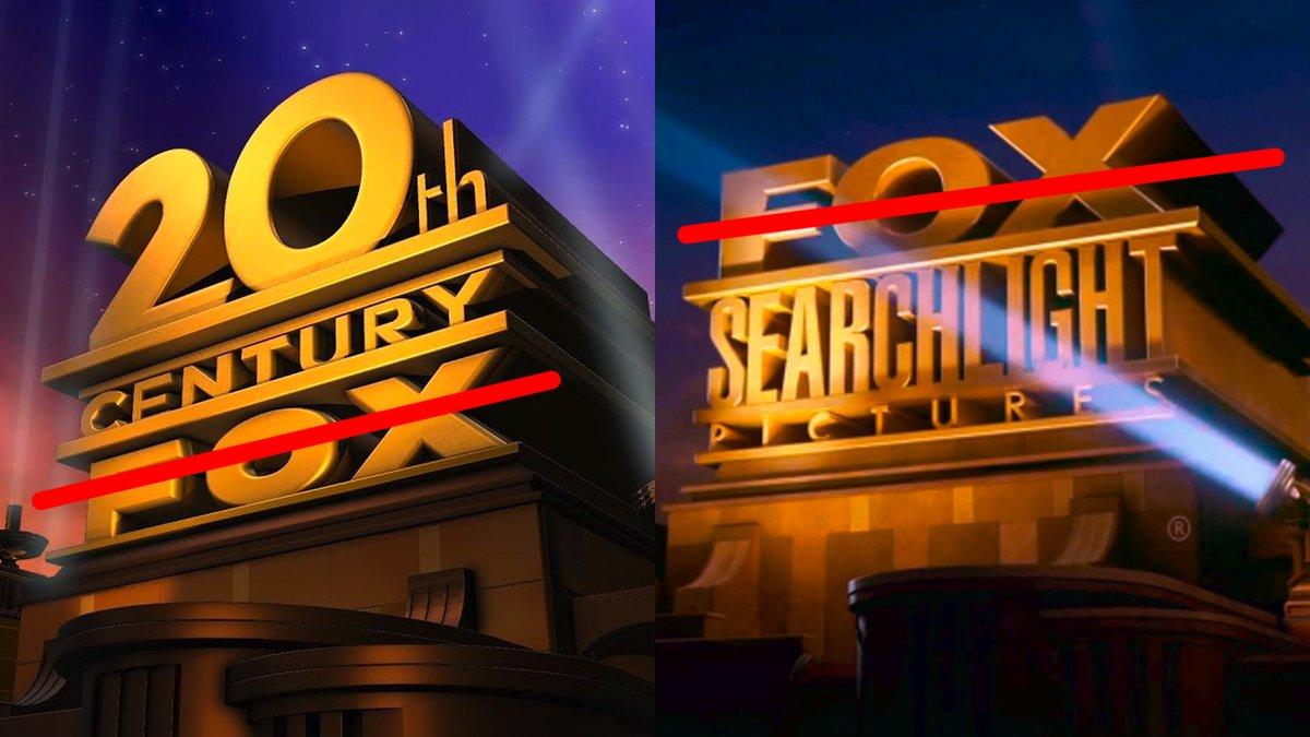 Disney toma su primera medida para borrar la marca Fox