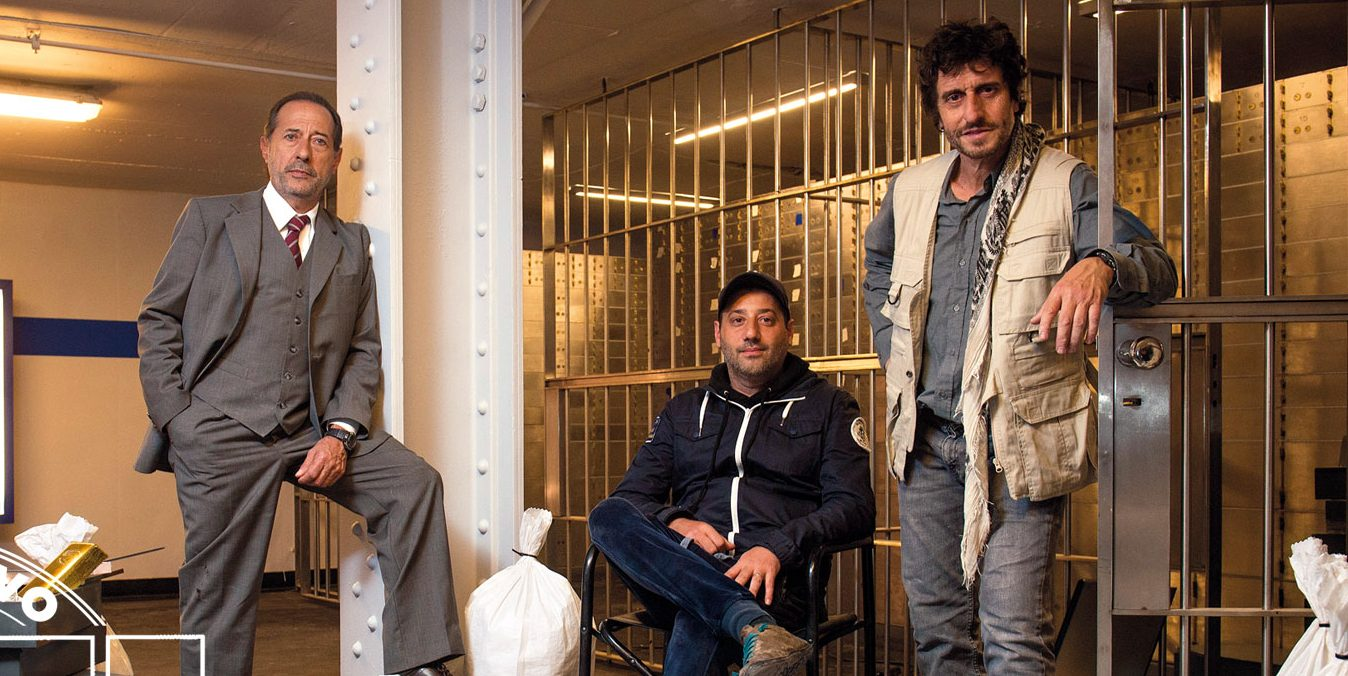 Película argentina recuerda el «robo del siglo»