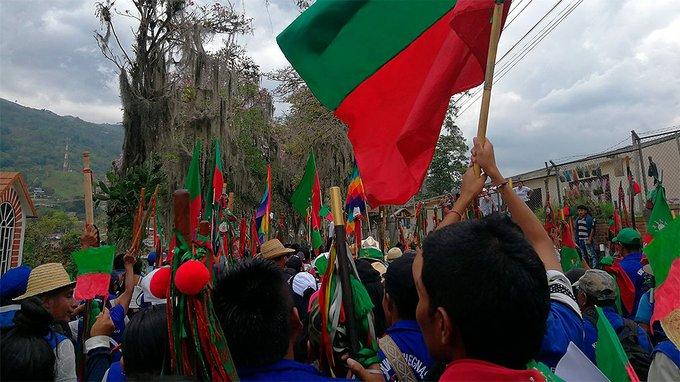 Justicia de Paz acredita a indígenas como víctimas del conflicto para que participen en todo el proceso judicial