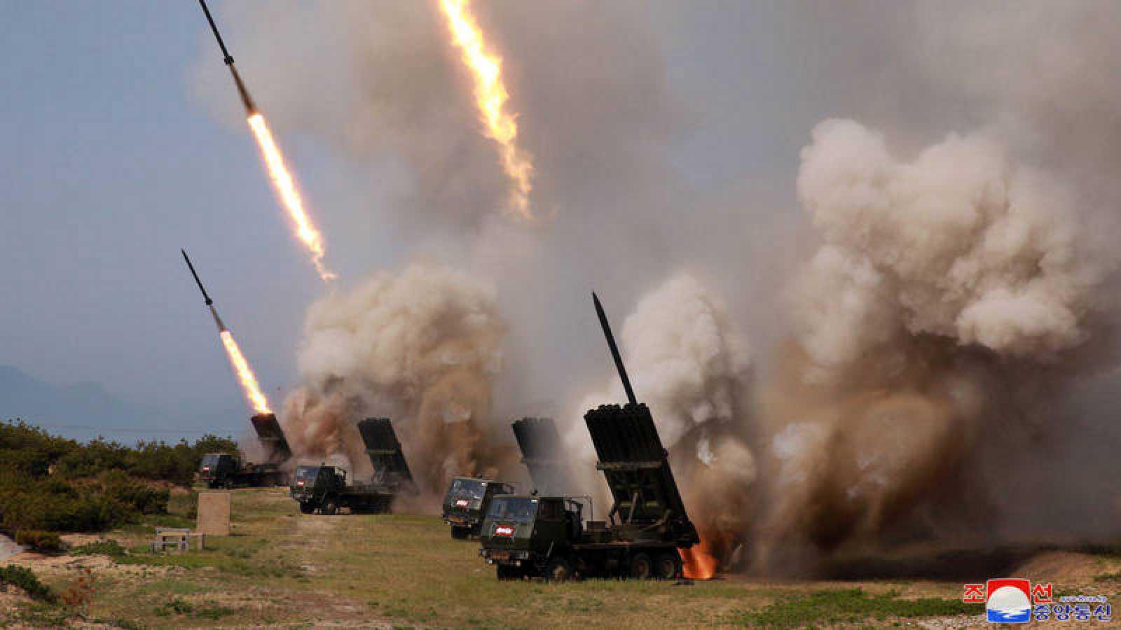 Kim Jong-un amenaza con retomar pruebas atómicas y de misiles intercontinentales