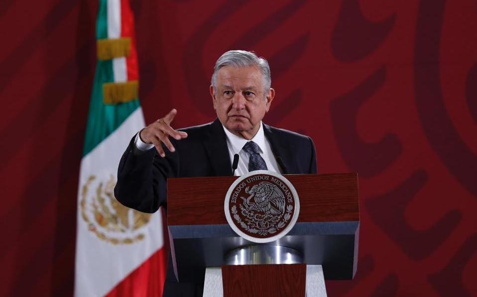 Presidente de México anuncia que se someterá a referendo de revocación de mandato en 2022