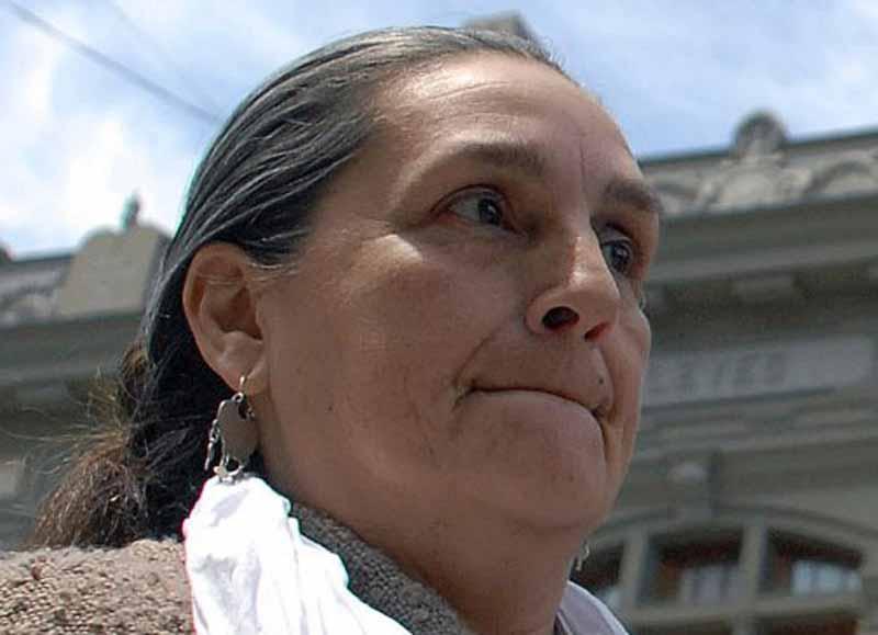 """Mamá de Matías Catrileo sobre el estallido social: """"Creo que él estaría contento y apoyaría"""""""