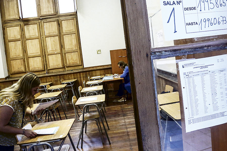 Se suspende a nivel nacional PSU de Historia