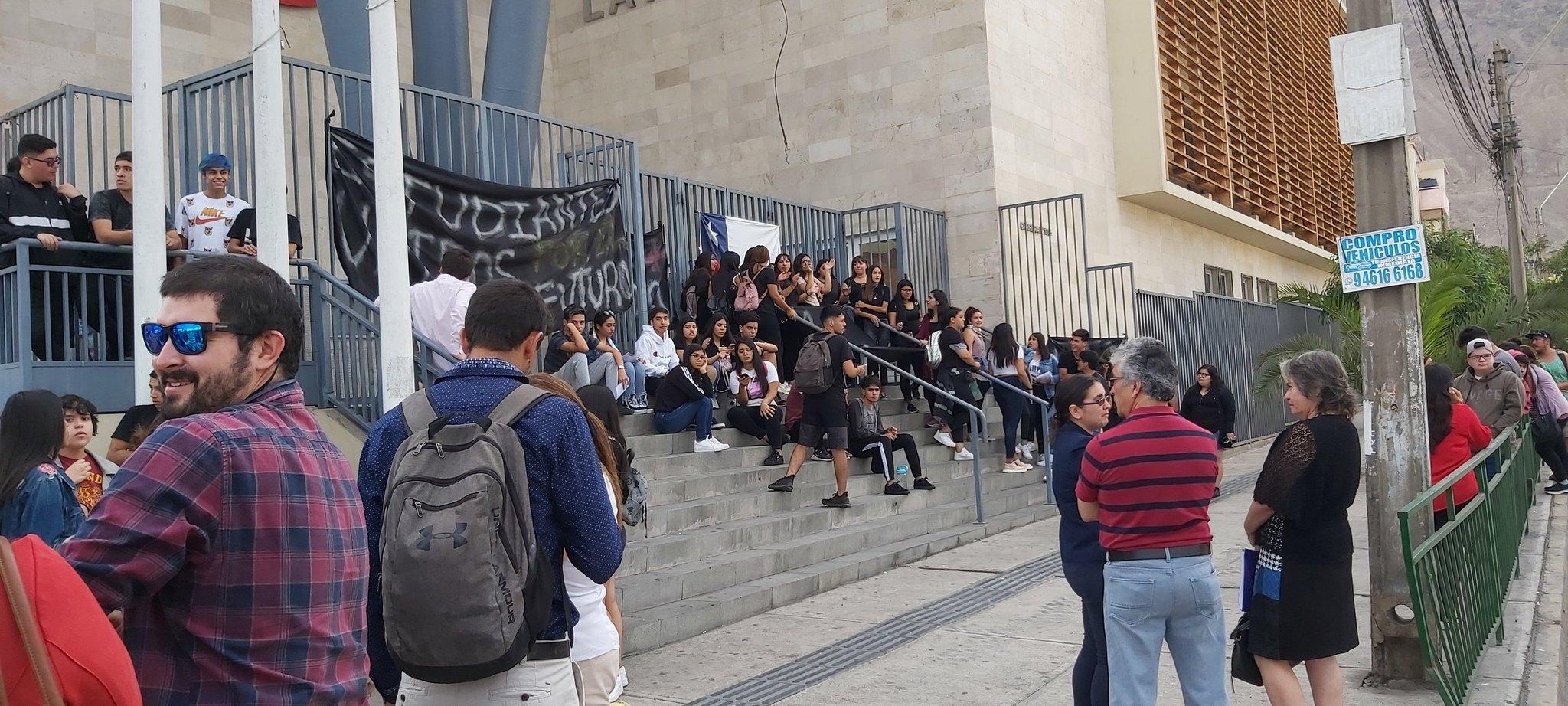 Demre suspende PSU en 64 locales por incidentes
