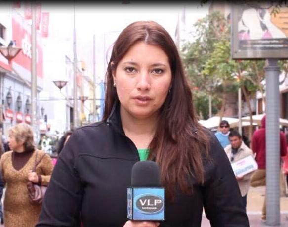 """Periodista herida por Carabineros en Antofagasta: """"Directamente comenzaron a disparar donde estaba la prensa"""""""
