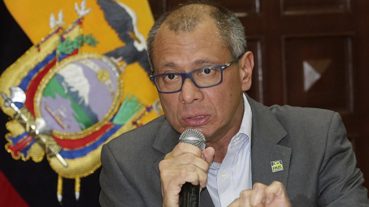 Inicia tercer juicio en contra del exvicepresidente de Ecuador Jorge Glas