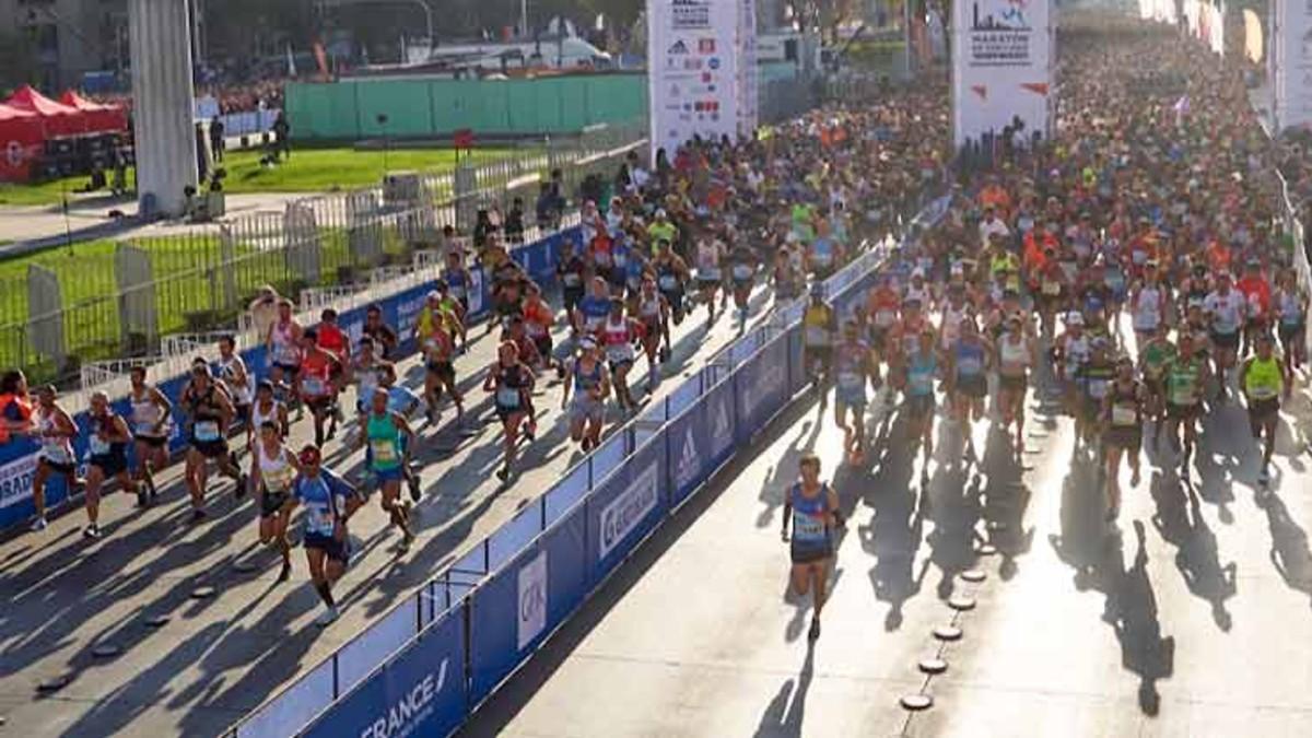 La Maratón de Santiago de Chile se pospone para Mayo