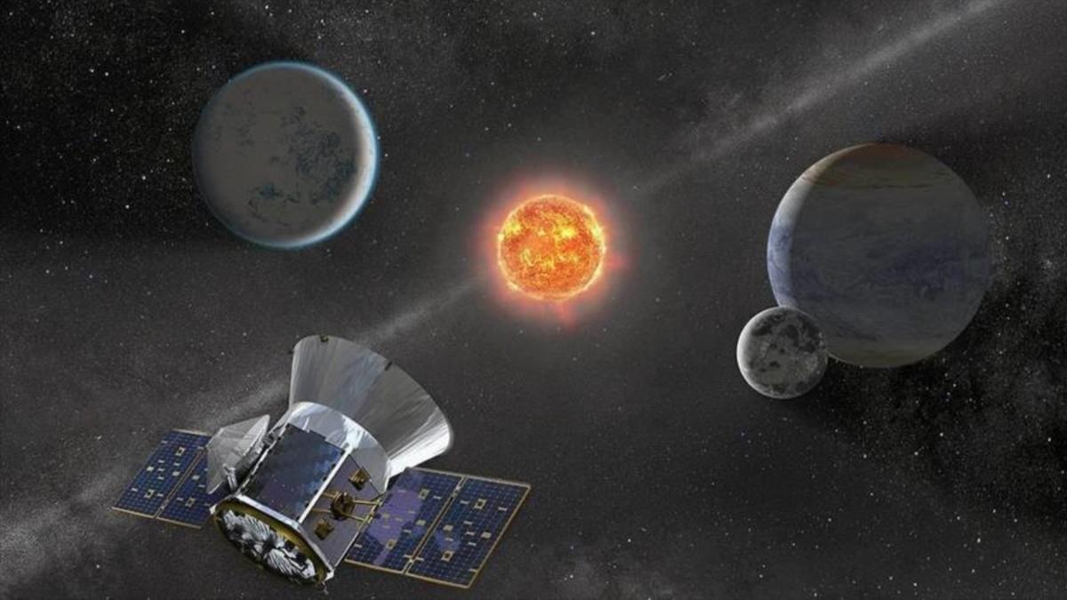 NASA descubre por primera vez planeta similar a la Tierra