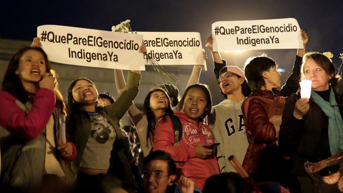 Colombia: Defensoría del Pueblo alerta asesinato de guardia indígena
