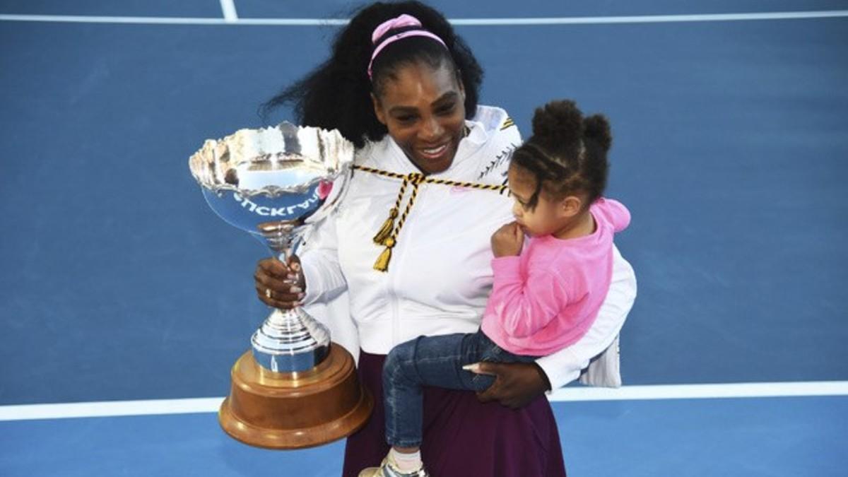 Serena Williams anuncia que donará su premio en Auckland para combatir incendios en Australia
