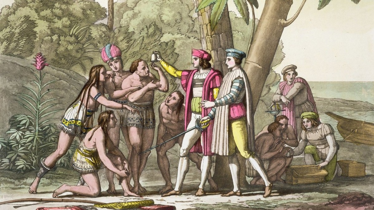 Científicos aseguran que los Caribes practicaban el canibalismo