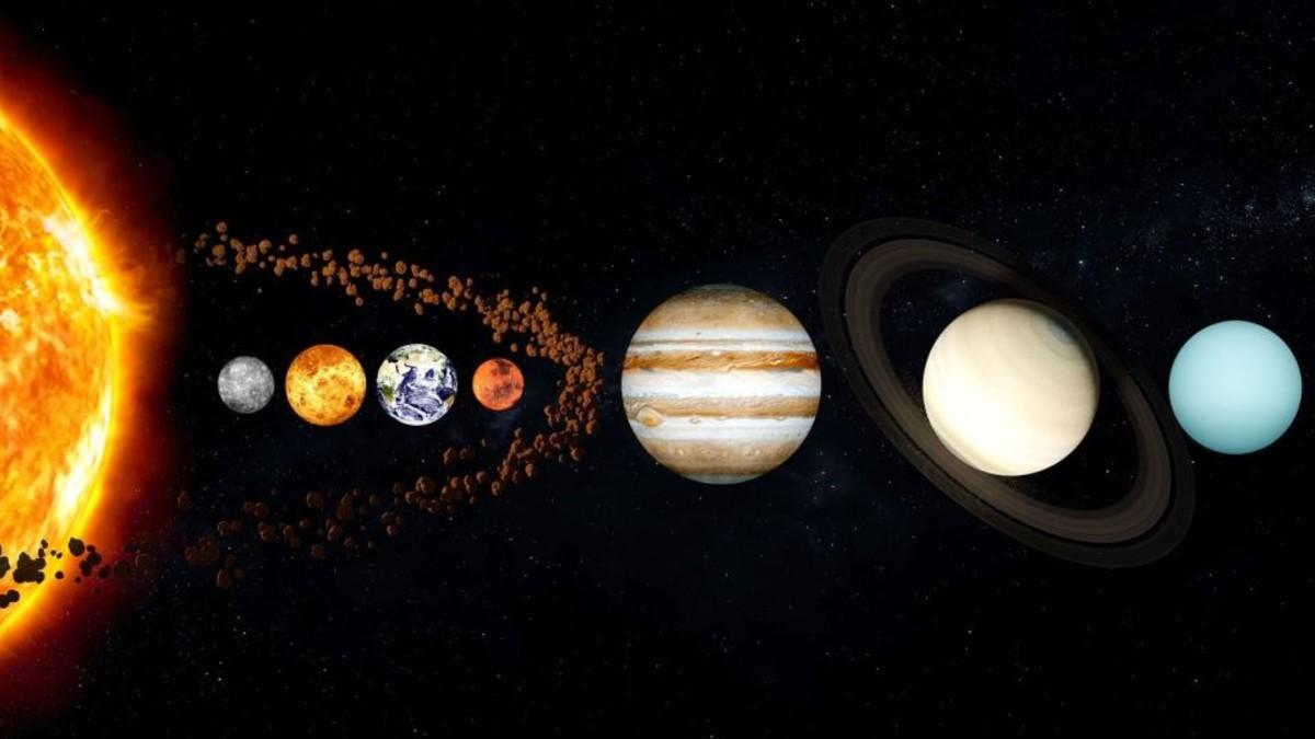 Investigadores señalan que nuestro sistema solar podría estar dividido
