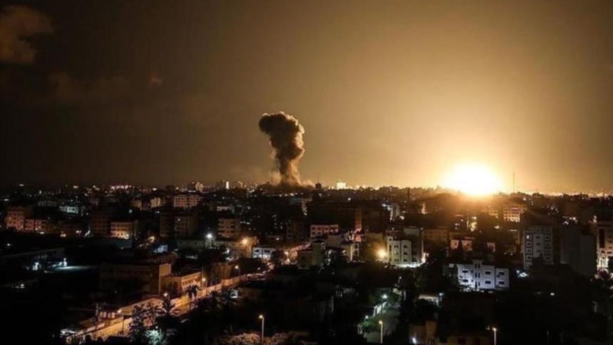 En menos de 24 horas Israel vuelve a bombardear a Palestina