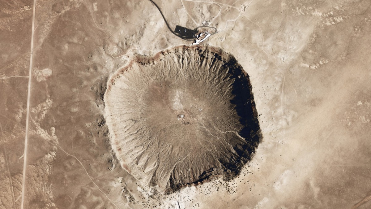 Descubren en Australia el cráter más antiguo del Planeta Tierra