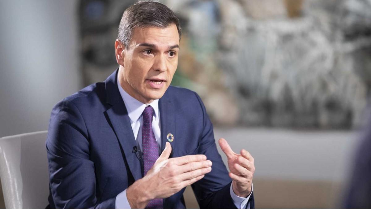 Presidente de España explica ante el Congreso en que consiste el Fondo de Recuperación